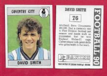 Coventry City David Smith 76